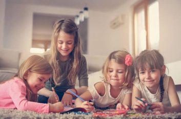 Gesundes Klima im Kinderzimmer
