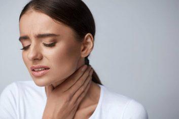 Schmerzen beim Schlucken