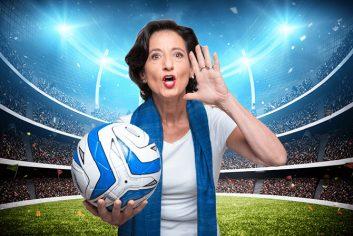 Stimm-Power für Fußballfans
