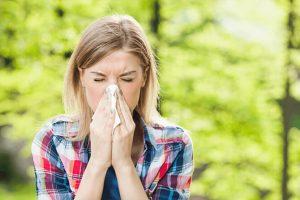 Allergie: Wenn es im Hals kratzt, hilft isla