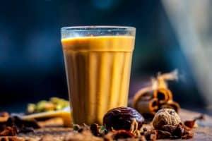 Chai Tee - indischer Gewürztee bei Erkältung