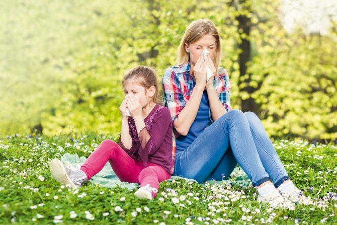 Allergie: Halskratzen warum?