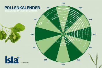 isla Blog Pollenkalender